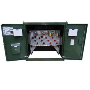 Seccionador SF6 solido dieléctrico-Equipos Electricos-Imagen con derecho de autor-Seccionador-eebc