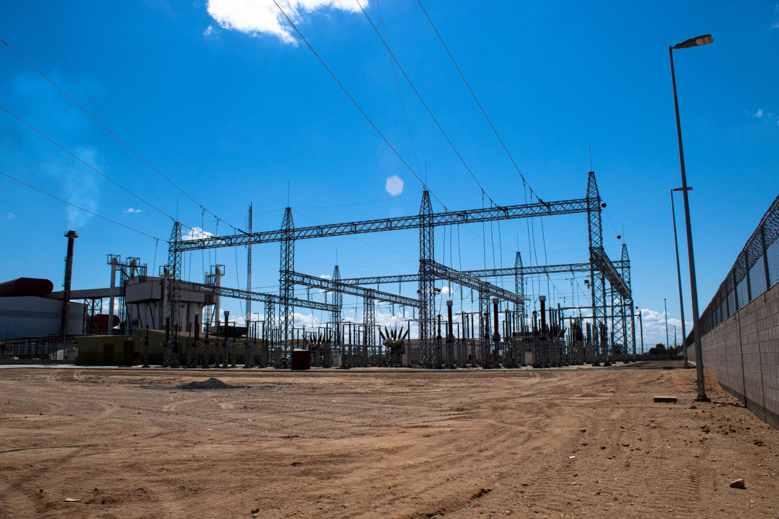 Subestacion de electrica