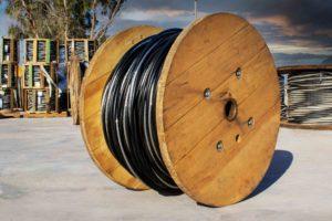 Cable de distribución